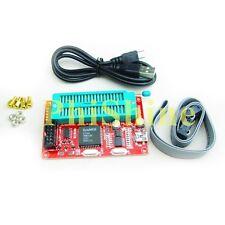 51 SP200SE Microcontroller Programmer USB Burner for AT89C52 24C02 93C46 Support