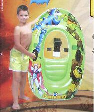 Gommone canotto canottino gonfiabile per bimbi gioco mare spiaggia piscina