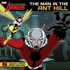 The Avengers: Earth's Mightiest Heroes!: Man in the Ant Hill