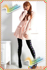 Puella Magi Madoka Magica Homura Akemi Cosplay Costume Show Cos Socks