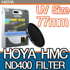 Hoya ND400 HMC Neutral Density ND Filter 77 mm