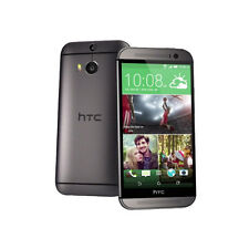 HTC ONE M8 - 32GB Dual 4MP Camera - Grey (Unlocked) 4G LTE Android Smart Phone