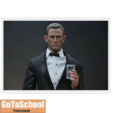 "TOYS 1/6 Scale James Bond Daniel Craig 1:6 Head Sculpt For 12"" Male Figure"