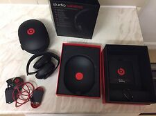 Authentic Beats By Dre Studio 2.0 wireless over ear Cuffie * Immacolata *