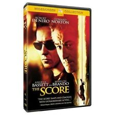 The Score. Widescreen Collection. DVD. Robert De Niro & Marlon Brando