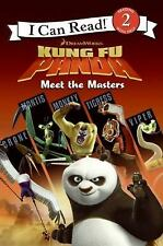 Kung Fu Panda: Meet the Masters (I Can Read Book 2), Catherine Hapka, Good Book