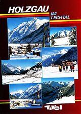 Holzgau im Lechtal  , Ansichtskarte, 1997 gelaufen