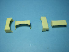 4  AILERONS  FRONT  WINGLET   1/18   VROOM  F1  ACCESSORIES   MATTEL  MINICHAMPS