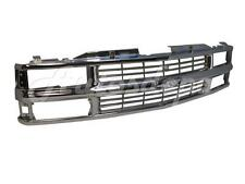 1994-2002 CHEVY C/K PICKUP /95-99 TAHOE / 94-99 SUBURBAN GRILLE CHROME COMPOSITE
