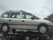 HOLDEN ZAFIRA  2.2 Z22SE   2003  AUTOMATIC WRECKING ALL  PARTS