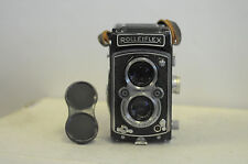 Rolleiflex ( K4A ) 3.5 MX Automat Opton-Tessar with Cap & Strap TLR Camera