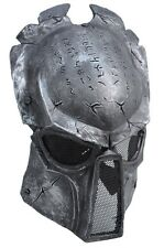 NEW Airsoft Paintball Wire Mesh Protection Alien Vs Predator MaskHalloween F646