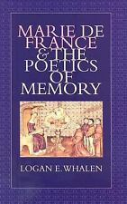 Marie de France and the Poetics of Memory