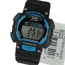Casio Tough Solar Powered Men's Sports Watch. STL-S100H-2AVEF. New