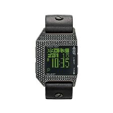 Diesel DZ7280 Tiptronic Digital Limited Edition Black Swarovski Watch BRAND NEW