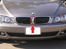 BMW NEW GENUINE E65 7 FACELIFT 05-08 FRONT GRILLE COVER TRIM 7053469