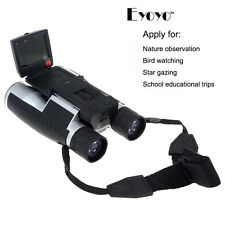 "2"" Screen HD 1080P Video DVR Recording 12X32 Digital Telescope Binoculars Camera"