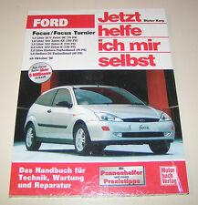 Reparaturanleitung Ford Focus / Focus Turnier - ab 1998!