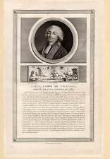 Trophime-GERARD-portrait-cuivre clés pour 1795