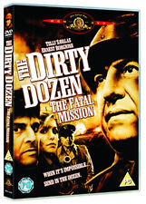 DIRTY DOZEN - FATAL MISSION - DIRECTORS CUT - DVD - REGION 2 UK