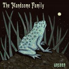 Unseen - Handsome Family (2016, CD NEUF)