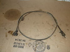 1966 CHEVY PICKUP SPEEDOMETER CABLE 4 SPD GMC 1960 1961 1962 1963 1964 1965 66