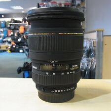 Used Sigma EX DG Macro 24-70mm f2.8 lens in Pentax fit - 1 YEAR GTEE