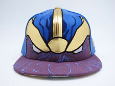 Rare MARVEL x NEW ERA Thanos 59FIFTY Fitted Cap 7 1/4 hat star wars avengers