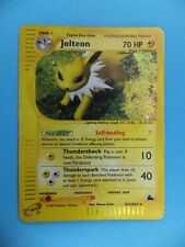 JOLTEON Very RARE H12/H32 Skyridge Set Holo Foil / Shiny Pokemon Card TCG P1