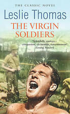 The Virgin Soldiers (Virgin Soldiers Trilogy 1), By Leslie Thomas,in Used but Ac