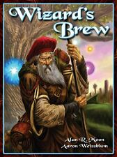 Wizard's Brew Board Game - Gryphon Games by Alan R. Moon and Weissblum - NEW