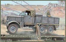 Camion-cargo Allemand EINHEITSDIESEL, WW2  - KIT IBG Models 1/35 n° 35003