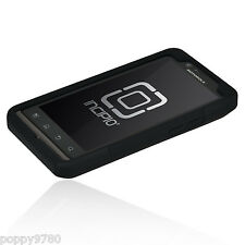 Incipio SILICRYLIC Ultra-thin Double Case for Motorola Droid Bionic XT875  Black