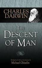 The Descent of Man (Dover Books on Biology),Darwin, Charles,New Book mon00000550