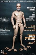 ZC Toys 1/6 Scale Muscular Figure Body ZC02 With Head Compatible with Hot Toys