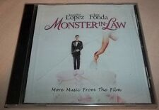 Monster-In-Law More Music From the Film (CD, 2005) New Unopened