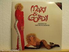 """★★ 12"""" LP - MARY & GORDY - Meistens Ist Gar Nichts Dahinter"""