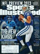 2013 Sports Illustrated: NFL Preview 2013/Andrew Luck/Superbowl Predictions