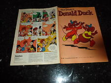 DONALD DUCK - NO 40 - Date 09/1972 - Dutch Walt Disney Comic (In Dutch)