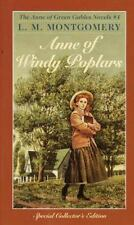 Anne of Windy Poplars (Anne of Green Gables) by Montgomery, L.M.