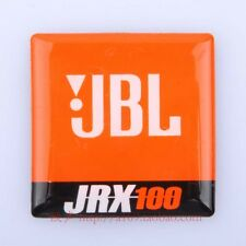 JBL JRX100 SERICE Crystal Bubble Top Logo Badge - Adhesive