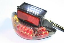 Smoke LED Tail Light for SUZUKI GSX1300R Hayabusa Katana GSX 600 GSX600F 750