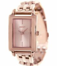 DKNY NY8493 Stainless Steel Rose Gold-Tone Women's Watch