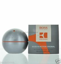 Boss In Motion by Hugo Boss Eau de Toilette Spray 3 oz 90ml Spray