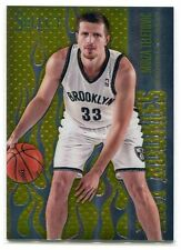 2012-13 Select Hot Rookies Prizms Gold Refractor 21 Mirza Teletovic Rookie 3/10