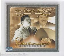 SEALED - Jose Alfredo Jimenez CD Lo Mas Buscada Parte 1 Tesoros De Coleccion NEW