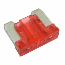 AUTOMOTIVE LOW PROFILE MINI BLADE FUSES 10AMP RATED QTY 25