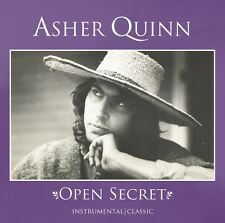 Asher Quinn (Asha) - Open Secret -  CD