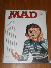 MAD #41 VG (4.0) BRITISH UK MAGAZINE