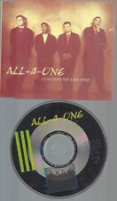 CD--ALL 4 ONE -- --- I CAN LOVE YOU LIKE THAT